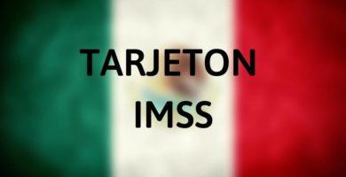 Tarjeton IMSS