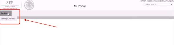 Descarga tus talones de pago en Mi Portal Fone 5